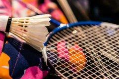 欣希安药业春季羽毛球大赛完美落幕!